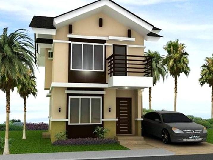 Gambar Rumah 2 Lantai Type 36