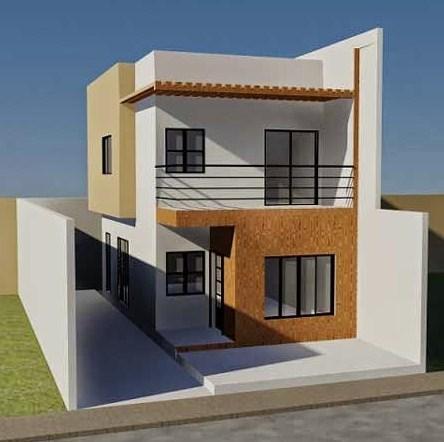 Gambar Rumah 2 Lantai Type 45