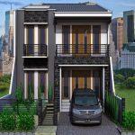 Gambar Rumah 2 Lantai Type 70