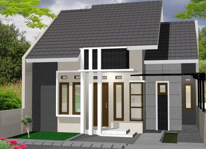 20 Desain Rumah Minimalis 1 Lantai 3 Kamar Terbaru 2020