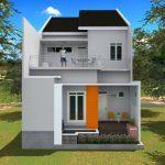 Gambar Rumah Minimalis 2 Lantai 2019