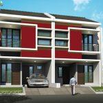 Gambar Desain Rumah Minimalis 2 Lantai Full