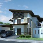 Gambar Rumah Minimalis 2 Lantai Terbaru 2019