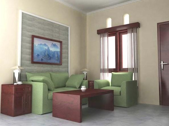 Inspirasi Interior Rumah Type 36