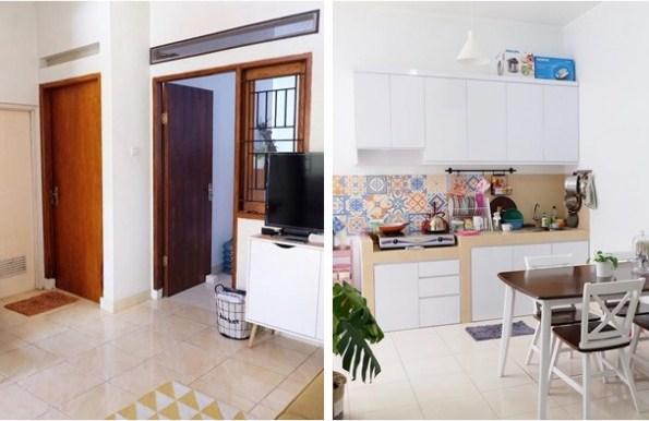 Interior Rumah Type 36 Minimalis Modern