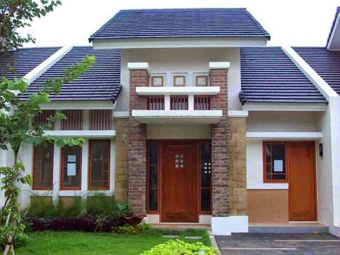 Kumpulan Desain Rumah Minimalis Modern 1 Lantai