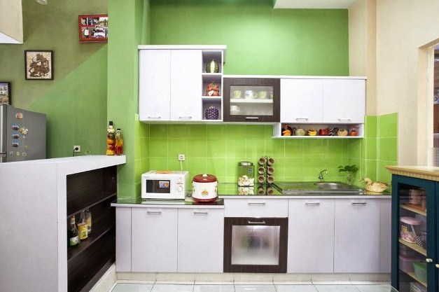 Model Dapur Rumah Minimalis Type 36