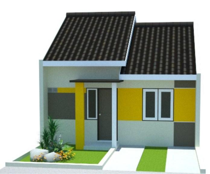 4200 Koleksi Gambar Rumah Minimalis Terbaru Type 36 Gratis Terbaru