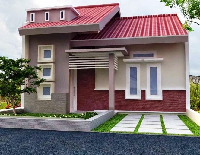 Model Rumah 1 Lantai Minimalis