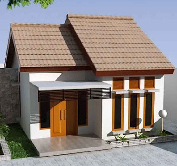 Model Rumah Lantai 1 Minimalis