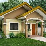 Model Rumah Minimalis 1 Lantai 2019