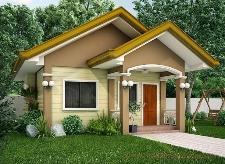 87 Contoh Desain Rumah Potong Gudang Paling Bagus