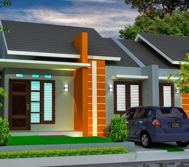 Model Rumah Minimalis 1 Lantai Elegan