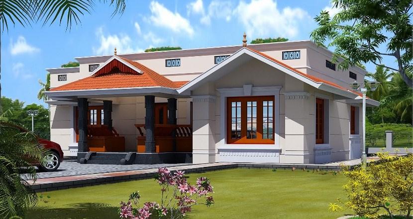 Model Rumah Minimalis 1 Lantai Modern 2020