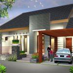 Model Rumah Minimalis 1 Lantai Terbaru