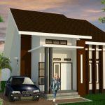 Model Rumah Minimalis 1 Lantai Type 45