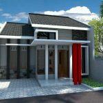 Model Rumah Minimalis 3 Kamar 1 Lantai