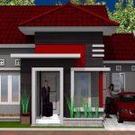 Model Rumah Minimalis Modern 1 Lantai