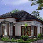 Model Rumah Minimalis Modern 1 Lantai Terbaru 2019