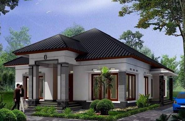 Model Rumah Minimalis Modern 1 Lantai Terbaru 2020