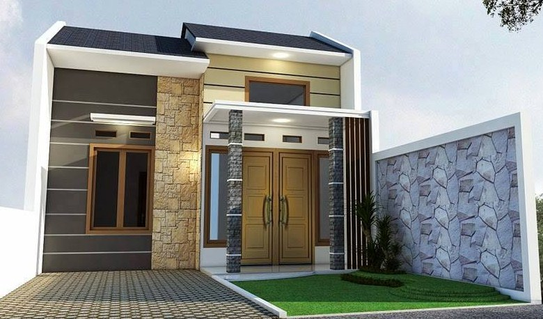 Model Rumah Minimalis Type 36 2019