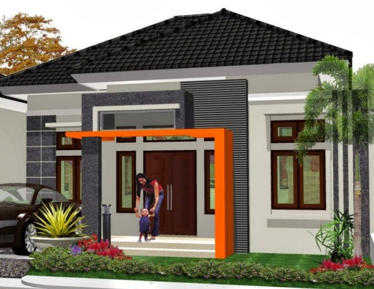 Model Rumah Minimalis Type 36 60