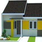 Model Rumah Minimalis Type 36 Tampak Depan