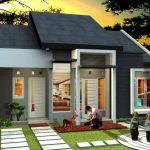 Rumah Minimalis 1 Lantai 3 Kamar Tidur 2020