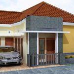 Rumah Minimalis 1 Lantai 3 Kamar Tidur Terbaru 2020