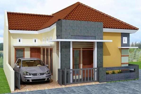 Rumah Minimalis 1 Lantai 3 Kamar Tidur Terbaru 2019