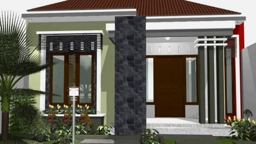 25 Model Rumah Minimalis 1 Lantai Modern Terbaru 2020