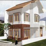 Rumah Minimalis Lantai 2 Terbaru 2019