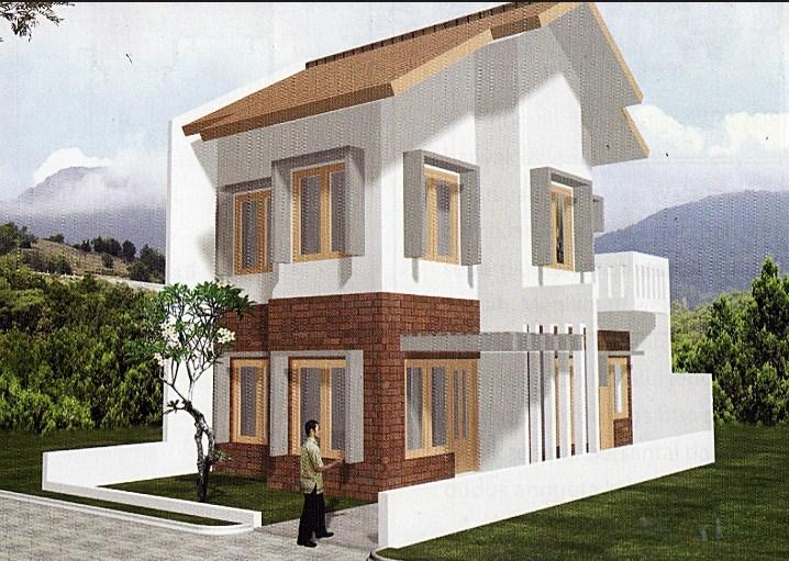 94+ Gambar Rumah Bertingkat Modern Minimalis HD Terbaik