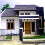 Rumah Minimalis Modern 1 Lantai 3 Kamar Tidur
