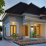 Rumah Minimalis Modern 1 Lantai Terbaru 2020