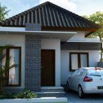 Rumah Minimalis Modern 1 Lantai Type 36