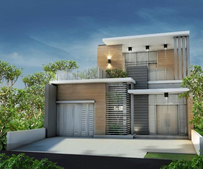 Rumah Minimalis Modern 2 Lantai 2019