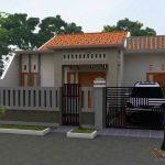 Rumah Minimalis Sederhana 1 Lantai 3 Kamar Tidur