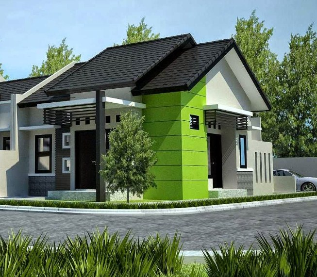 Teras Rumah Minimalis Type 36 60