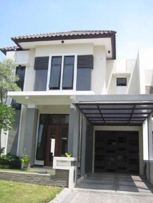 Teras Rumah Minimalis Type 36 Lantai 2
