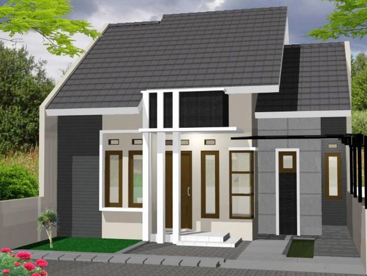 17 Model Teras Rumah Minimalis Type 36 Terbaru 2020