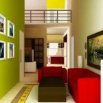 Warna Cat Interior Rumah Type 36