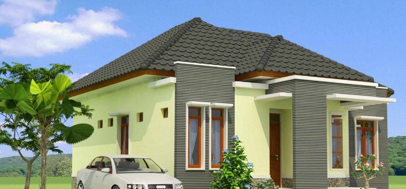 Atap Rumah Minimalis Bentuk Limas 2019
