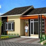 Contoh Perpaduan Warna Cat Rumah Bagian Luar