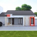 Contoh Rumah Minimalis Tampak Depan