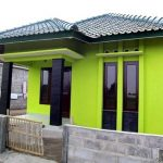 Contoh Warna Cat Untuk Rumah Sederhana