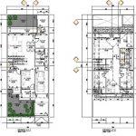 Denah Rumah 2 Lantai Minimalis Ukuran 6x10