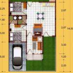 Denah Rumah Type 60 Terbaru