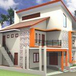 Desain Atap Rumah Minimalis Lantai 2