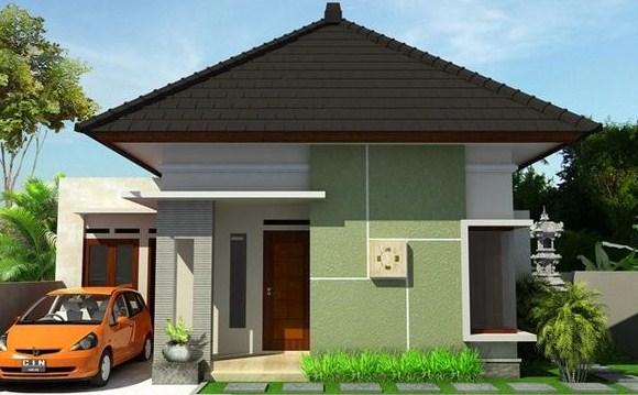 Desain Atap Rumah Minimalis Type 36